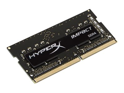 HyperX Impact - DDR4 - 8 GB - SO DIMM 260-PIN
