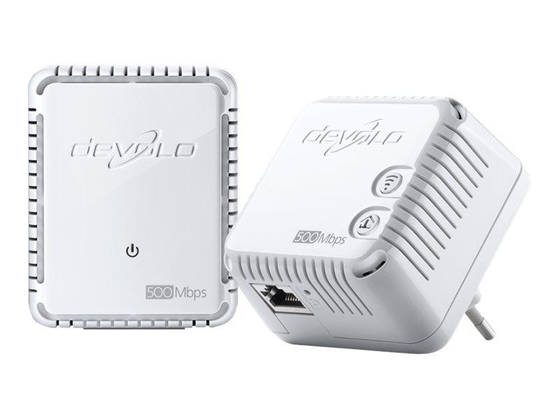 devolo BASIC WLAN - Starter Kit - Bridge - HomePlug AV (HPAV) - 802.11b/g/n - 2,4 GHz