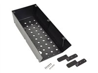 Ergotron WorkFit-PD Cable Management Box - Mounting component (cord wrap, cable box) for cable box