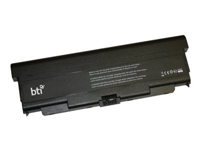 BTI Notebook battery (equivalent to: Lenovo 0C52864) 1 x lithium ion 9-cell 8400 mAh