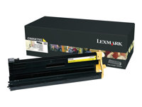 Lexmark Yellow original printer imaging unit LCCP