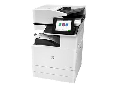 Copieur LaserJet Managed MFP HP E82550dn - vitesse 50ppm vue 3/4 droite