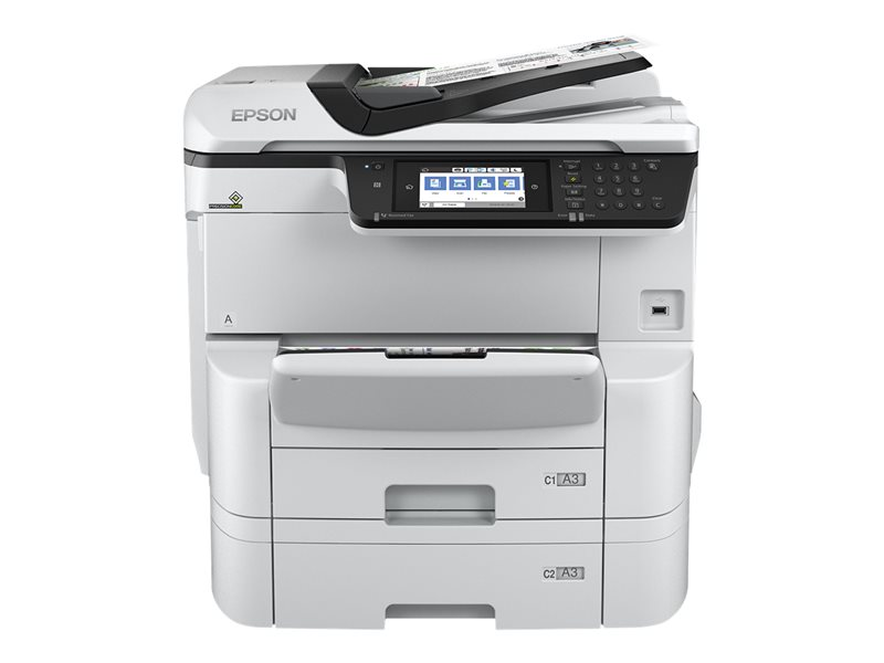 Epson WorkForce Pro WF-C8690DTWF - imprimante multifonctions - couleur