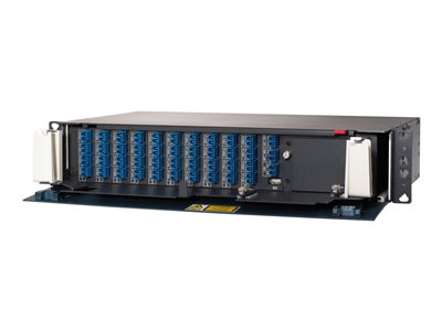 Cisco ONS 15216 40-Channel Mux/DeMux Exposed Faceplate Patch Panel Odd - patch panel