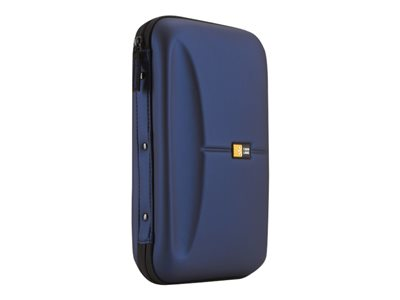 Case Logic CDE-72 Storage media wallet capacity: 72 CD blue
