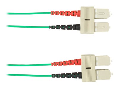 Black Box patch cable - 4 m - green