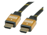 Roline Gold HDMI High Speed Cable - HDMI-Kabel