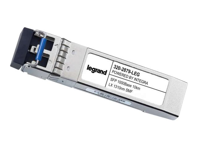 C2G Dell 320-2879 1000Base-LX SFP Transceiver TAA - SFP (mini-GBIC) transceiver module - GigE - TAA Compliant