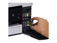 Brother MFC-J4620DW - Multifunction printer - colour - ink-jet - Legal (216 x 356 mm) (original) - A3/Ledger (media) - up to 12 ppm (copying) - up to 35 ppm (printing) - 150 sheets - 14.4 Kbps - USB 2.0, LAN, Wi-Fi(n), USB host, NFC