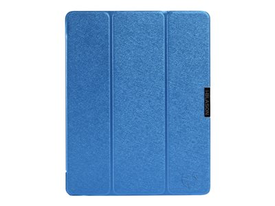 i-Blason i-Folio Smart Case Flip cover for tablet polyurethane leather blue