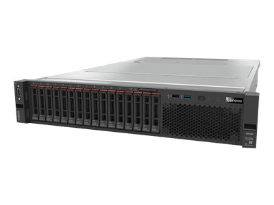 Lenovo ThinkSystem SR590 - rack-mountable - no CPU - no HDD