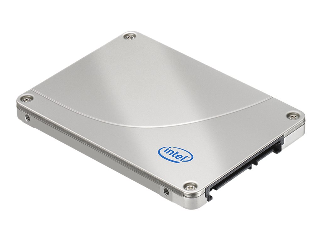 Intel X25-M Mainstream - 34nm Product Line - solid state drive - 160 GB - SATA 3Gb/s