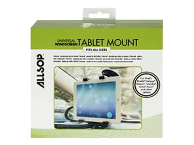 Allsop Universal Windscreen Tablet Mount - support pour voiture