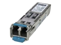 Cisco - SFP+ transceiver module - 10 Gigabit Ethernet - 10GBase-SR - LC/PC multi-mode - up to 400 m - 850 nm