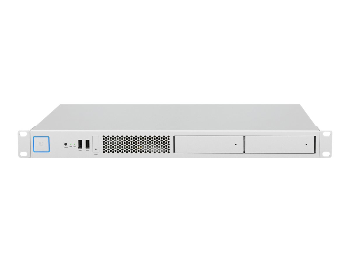 Ubiquiti UniFi Application Server UAS-XG - rack-mountable - Xeon D-1521 - 32 GB - SSD 120 GB, HDD 2 x 2 TB