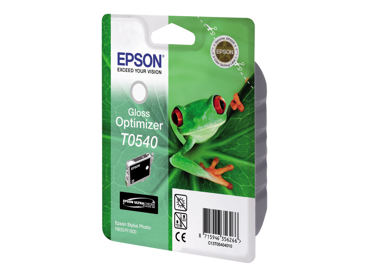Epson T0540 Gloss Optimizer - 1 - 13 ml - Original - Blisterverpackung - Ink-Optimizer-Patrone