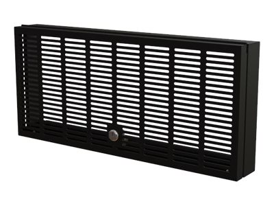 StarTech.com 5U Rack Mount Security Cover, Hinged Locking Rack Panel/ Cage/Door for Physical Securi