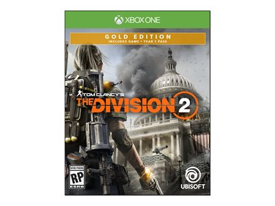 Tom ClancyFEETs The Division 2 Gold Edition Xbox One