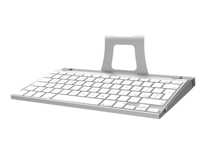 Compulocks iPad Secure Keyboard Tray (Connects to the Vesa Mount) Black - mounting component