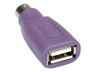 VALUE - Tastaturadapter - USB (W) bis PS/2 (M)