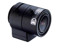 AXIS - Zoom lens - 3 mm - 8 mm - f/1.0 - for AXIS 211; Network Camera 211