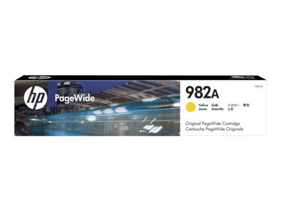 HP 982A 68.5 ml yellow original PageWide ink cartridge