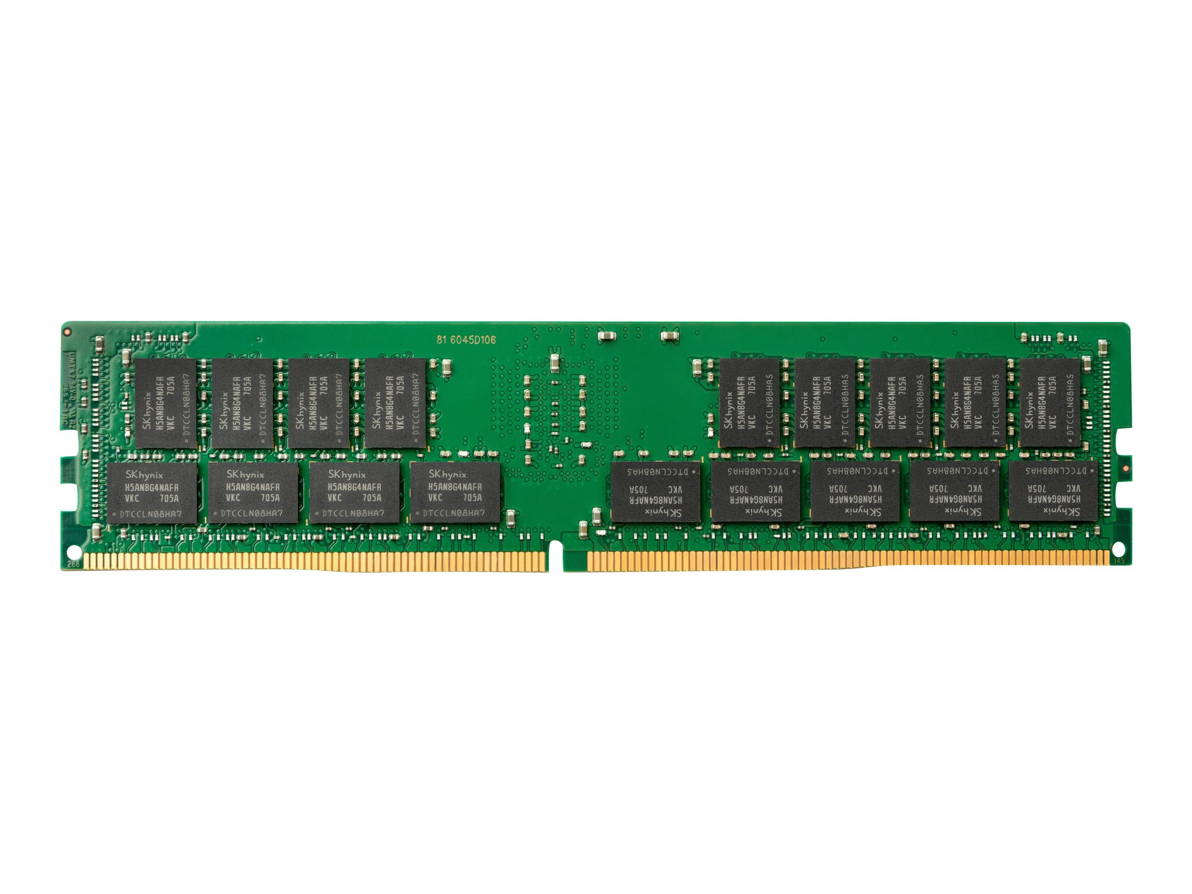 HP - DDR4 - module - 32 GB - DIMM 288-pin - 2933 MHz / PC4-23400 - registered