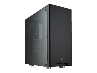 CORSAIR Carbide Series 275R Miditower ATX Ingen strømforsyning Sort