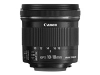 Canon EF-S Wide-angle zoom lens 10 mm 18 mm f/4.5-5.6 IS STM Canon EF