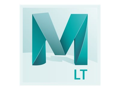 Autodesk Maya LT Subscription Renewal (annual) + Advanced Support 1 seat commercial