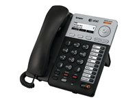 AT&T Synapse SB67025 VoIP phone 3-way call capability multiline