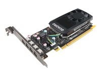 NVIDIA Quadro P600 - Graphics card
