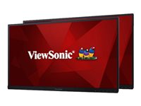 ViewSonic Dual Pack Head-Only VG2753_H2 Head Only LED monitor 27INCH (27INCH viewable)