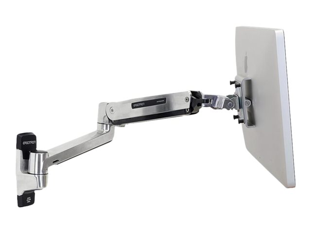 Ergotron LX HD Sit-Stand Wall Mount LCD Arm - montage mural