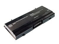 BTI Notebook battery lithium ion 8800 mAh for Toshiba Satellite
