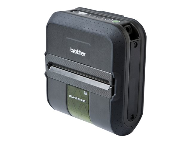 Image of Brother RuggedJet RJ-4040 - label printer - monochrome - direct thermal