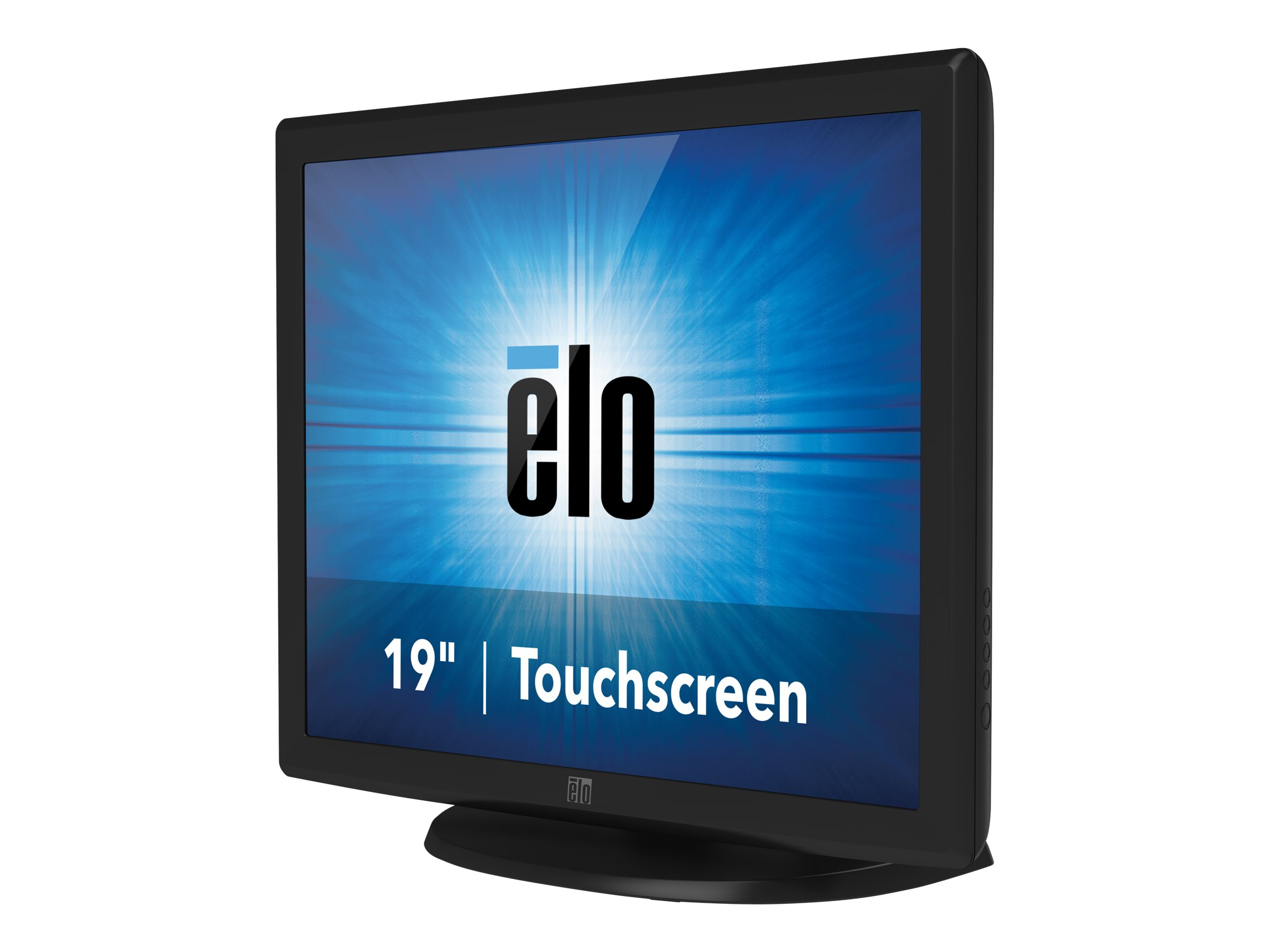Elo Desktop Touchmonitors 1915L AccuTouch - LCD-Monitor - 48.3 cm (19