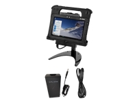 Zebra Industrial Dock - Kit - docking cradle - USB - North America - for XBOOK L10; XPAD L10; XSLATE L10