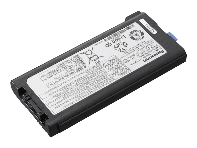 Panasonic CF-VZSU71U - Laptop-Batterie - 1 x Lithium-Ionen 9 Zellen 73 Wh - für Toughbook CF-53