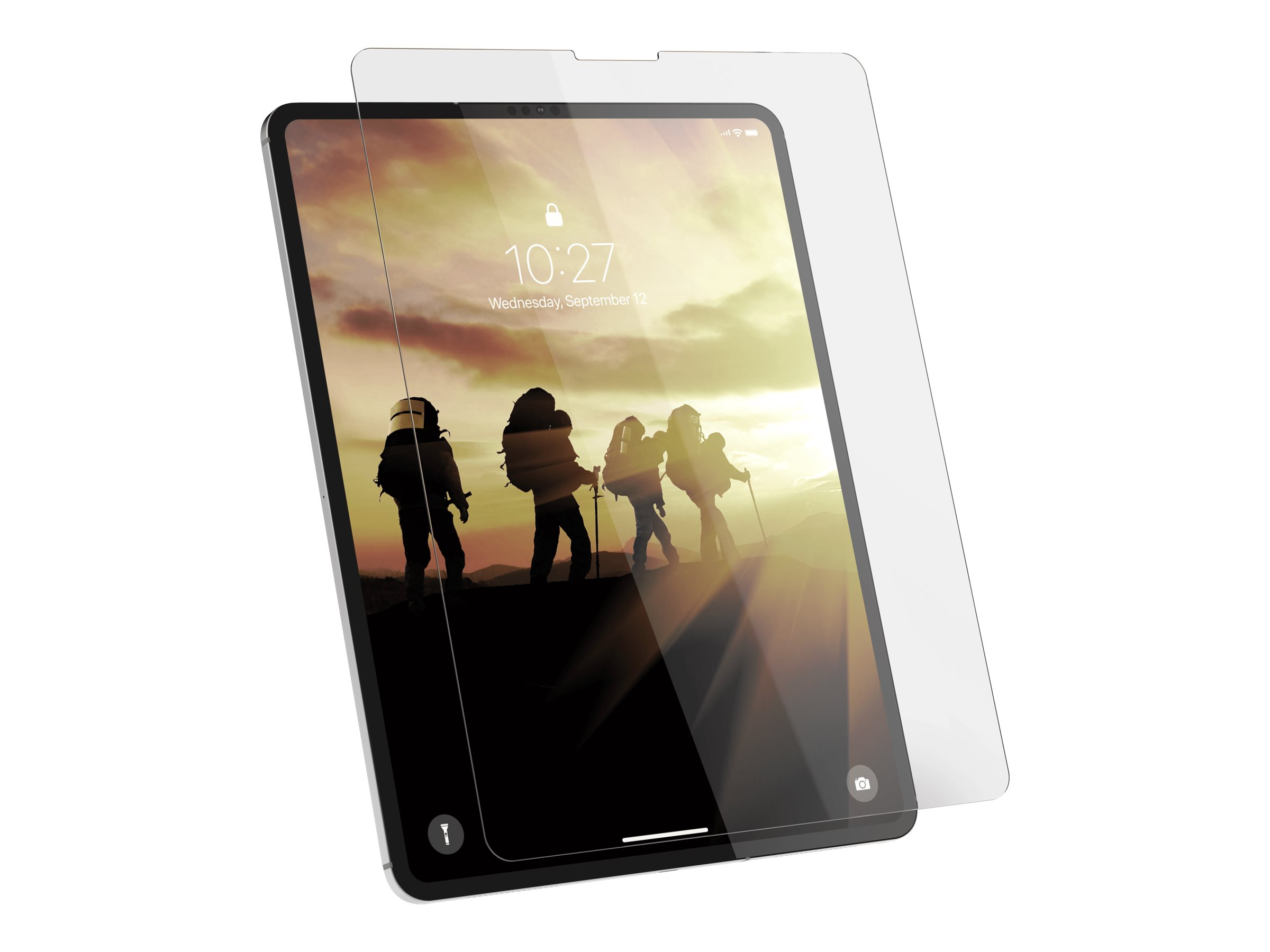 UAG Tempered Glass Screen Shield for iPad Pro 12.9-inch (3rd Gen, 2018) - screen protector