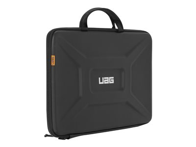 UAG Rugged Large Sleeve w/ Handle for Laptops (fits most 15INCH devices) Black Notebook sleeve