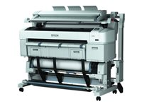 "Epson SureColor SC-T7200D-PS - 44"" large-format printer - colour - ink-jet - Roll (111.8 cm) - 2880 x 1440 dpi - up to 2.14 prints/min (mono) / up to 2.14 prints/min (colour) - USB 2.0, Gigabit LAN"