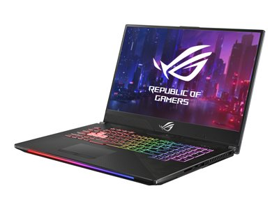 ASUS ROG Strix SCAR II GL704GV DS74 Core i7 8750H / 2.2 GHz Windows 10 Home 16 GB RAM