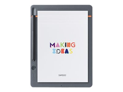 Wacom Bamboo Slate Small Digitizer right and left-handed 5.5 x 8.5 in electromagnetic