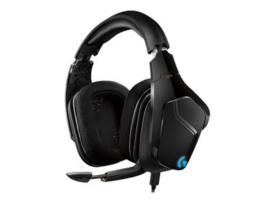 Logitech Gaming Headset G635 Kabling Blå Sort Headset