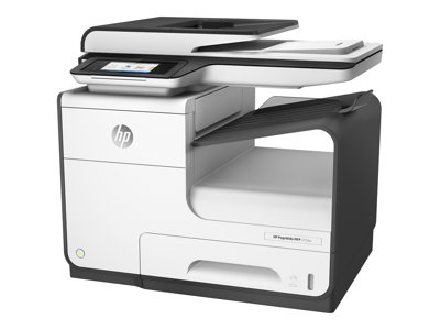 HP PageWide MFP 377dw Side bredt array