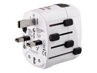 "Hama ""World Travel Pro"" World Travel Adapter - Netzteil"