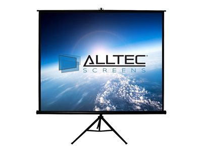 Alltec Screens Square Format Projection screen with tripod 135INCH (135 in) 1:1