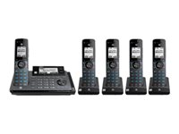 AT&T Connect to Cell CLP99587 Cordless phone answering system