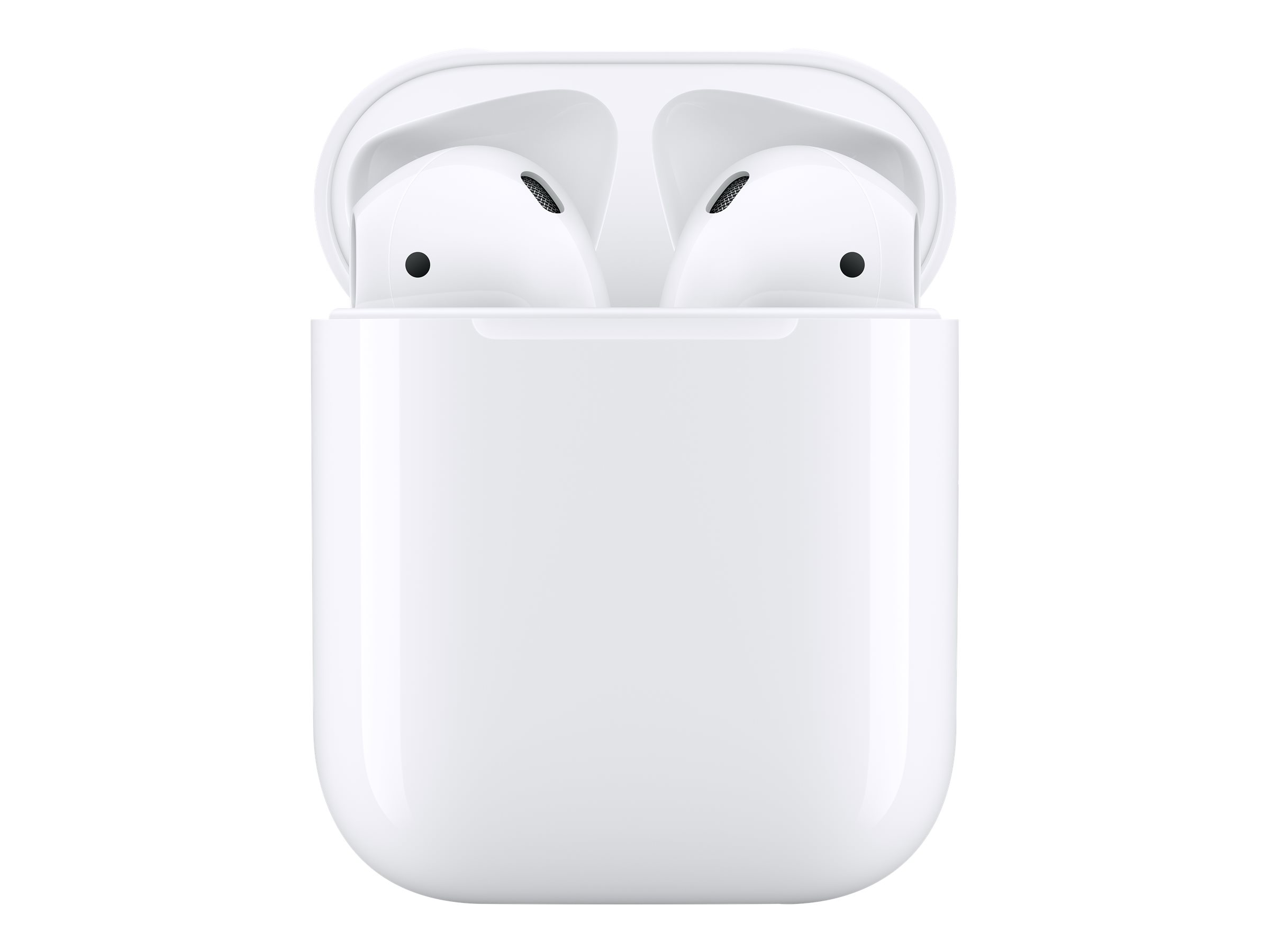 Apple AirPods - 1st Generation - true wireless earphones with mic